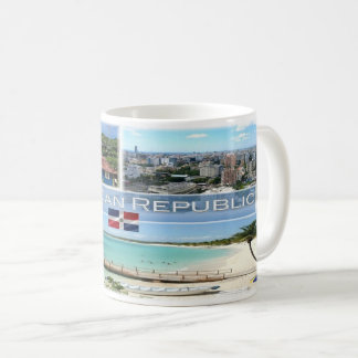 Dominican Republic - Coffee Mug
