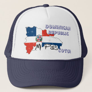 Dominican Republic, Cotui Trucker Hat