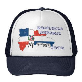 Dominican Republic, Cotui Trucker Hat