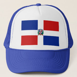 Dominican Republic Flag Hat