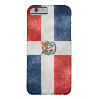 Dominican Republic Flag iPhone 6/6s Phone Case