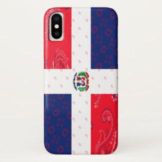 Dominican Republic Flag Phone Case