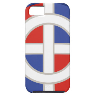 Dominican Republic  Foreign Military Patch.png iPhone 5/5S Cover