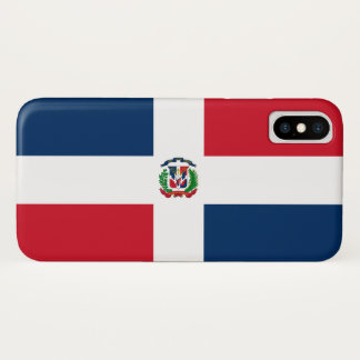 Dominican Republic iPhone X Case
