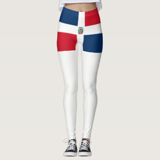 Dominican Republic Leggings