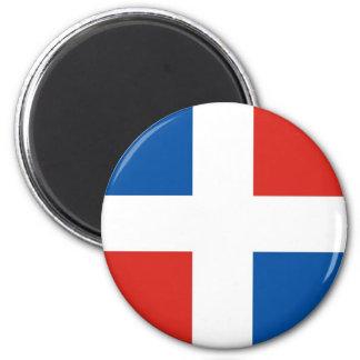 Dominican Republic Magnet