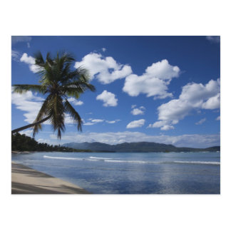 Dominican Republic, Samana Peninsula, Las 4 Postcard