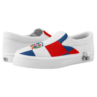 Dominican Republic Slip-On Sneakers