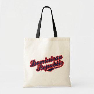 Dominican Republic Tote Bag