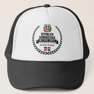 Dominican Republic Trucker Hat