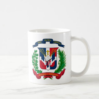 Dominican Republic's Coat of Arms Mug