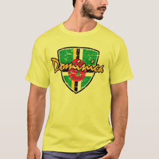 Dominican shield design T-Shirt