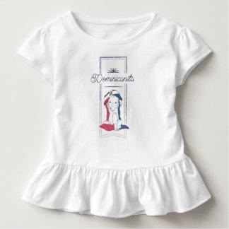 Dominicanita Ruffle Shirt II