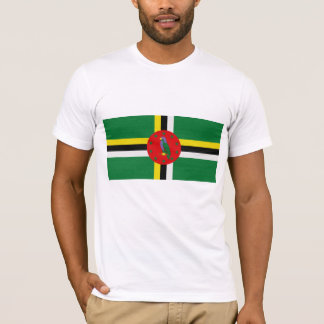 Dominica's Flag T-Shirt