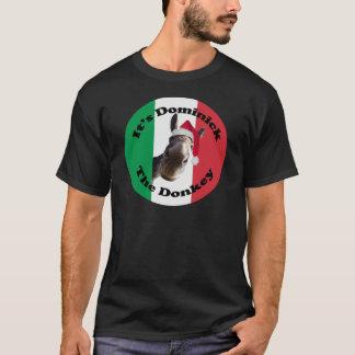 dominick l'âne t-shirt