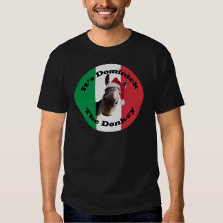 dominick l'âne tee-shirt