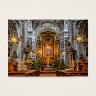 Dominikanerkirche St. Maria Rotunda Business Card