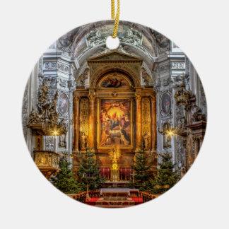 Dominikanerkirche St. Maria Rotunda Ceramic Ornament