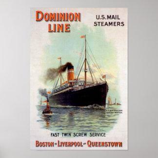 Dominion Line Poster