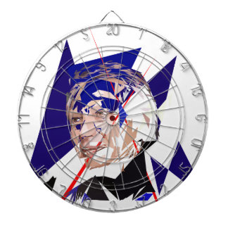 Dominique de Villepin Dartboard