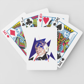 Dominique de Villepin Poker Deck