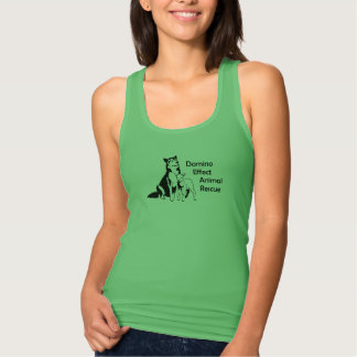 Domino Effect Animal Rescue Tank Top