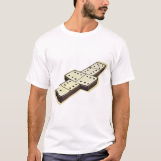 Domino Mens T-Shirt