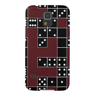 Domino Patterned Case For Galaxy S5