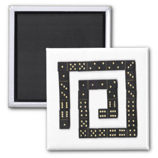 Domino Spiral Magnet