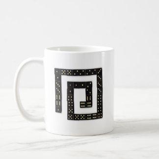 Domino Spiral Mug