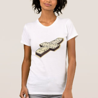 Domino Womens T-Shirt