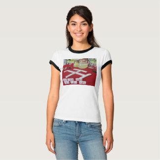 Dominoes & Margaritas - Games, Drinks and Memories T-Shirt