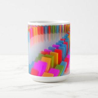 Dominos Falling II Coffee Mug