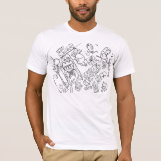 domo arigato mr roboto T-Shirt