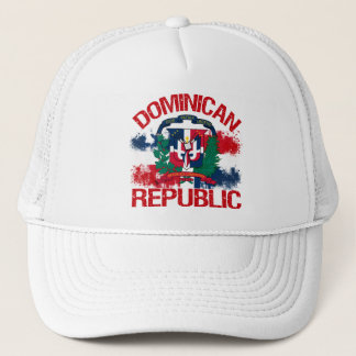 Domonican Republic Trucker Hat