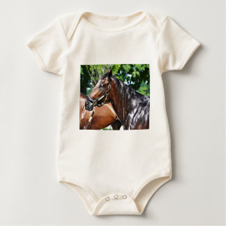 Dom's Pizza Empire Colt Baby Bodysuit