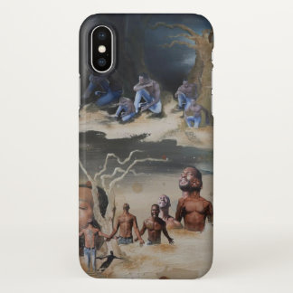 Don Castor Journey iPhone X Glossy Case