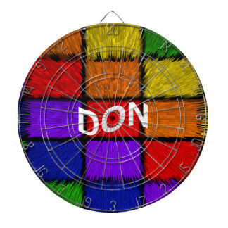 DON DARTBOARD