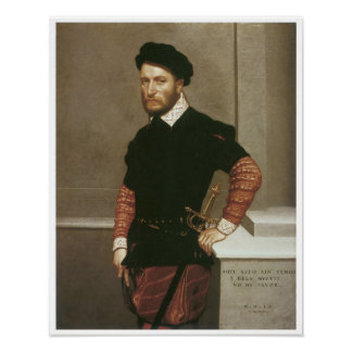 Don Gabriel de la Cueva, Duke of Albuquerque, 1560 Poster