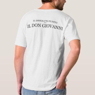 Don Giovanni Opera T-shirt V-neck