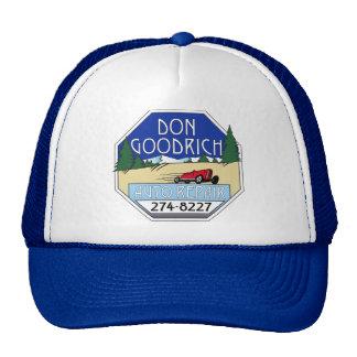 Don Goodrich Auto Repair Trucker Hat