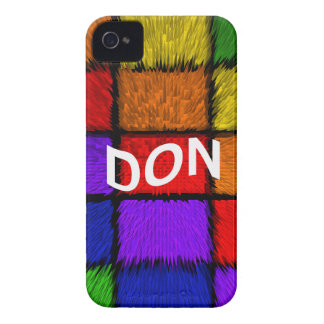 DON iPhone 4 COVERS