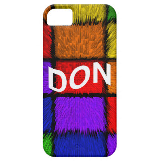 DON iPhone 5 CASES