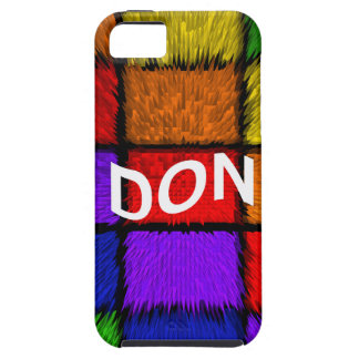 DON iPhone 5 COVERS