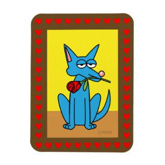 Don Juan Coyote 3 x 4in. Magnet