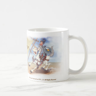 DON QUIJOTE - Mug - Taza - Cervantes