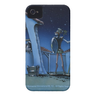 DON QUIJOTE - Velando armas iPhone 4 Covers