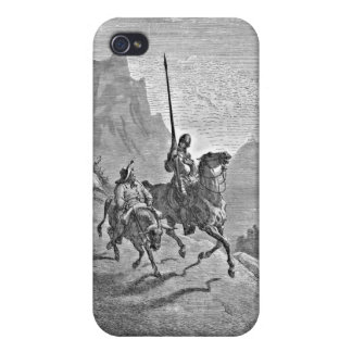 Don Quixote iPhone 5 Matte Case iPhone 4/4S Covers