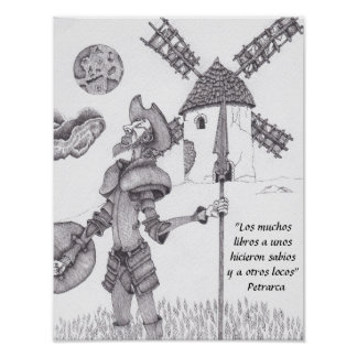 Don Quixote of La Mancha Poster