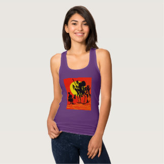 DON QUIXOTE TANK TOP
